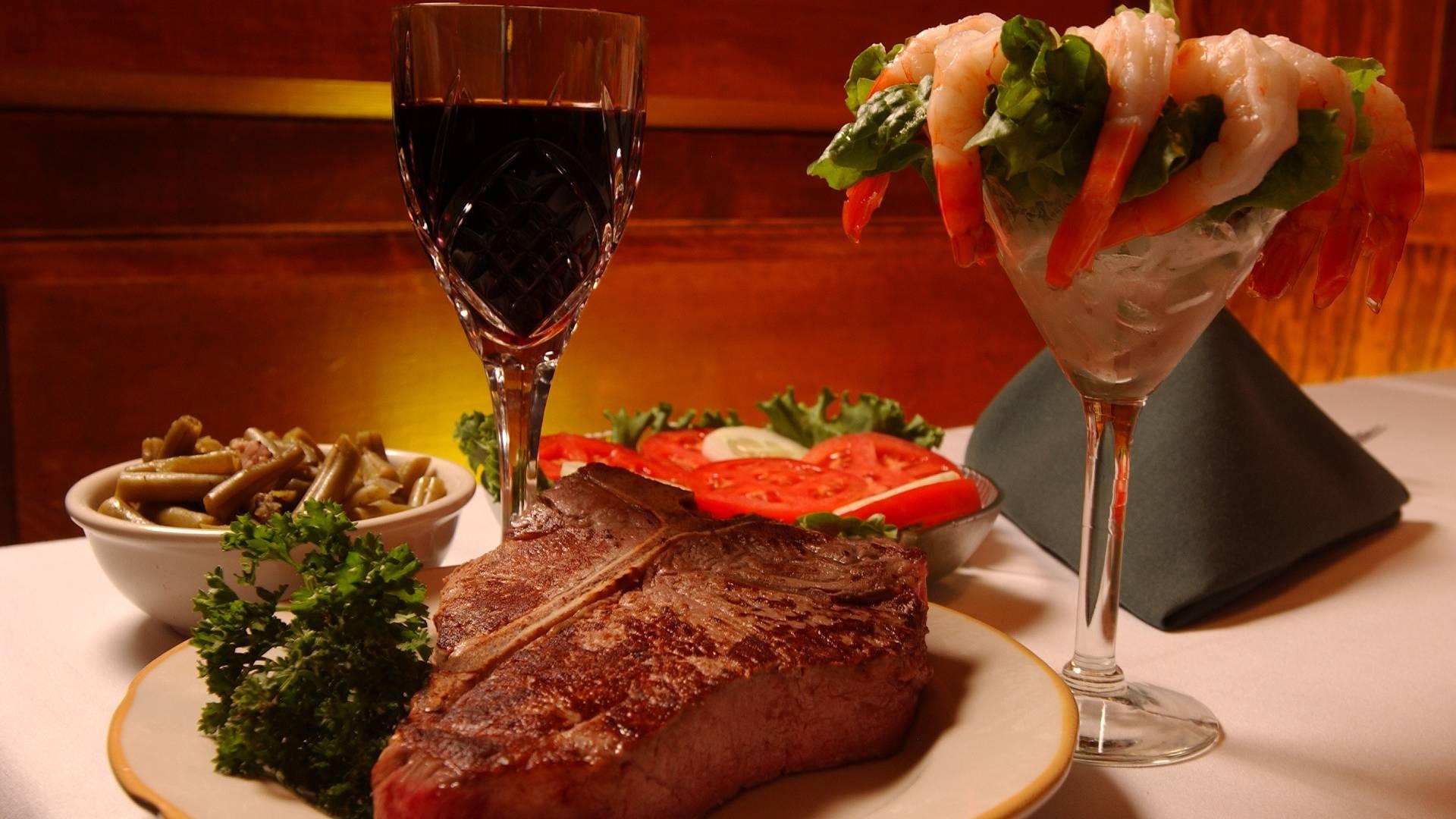 Seafood & Steakhouses