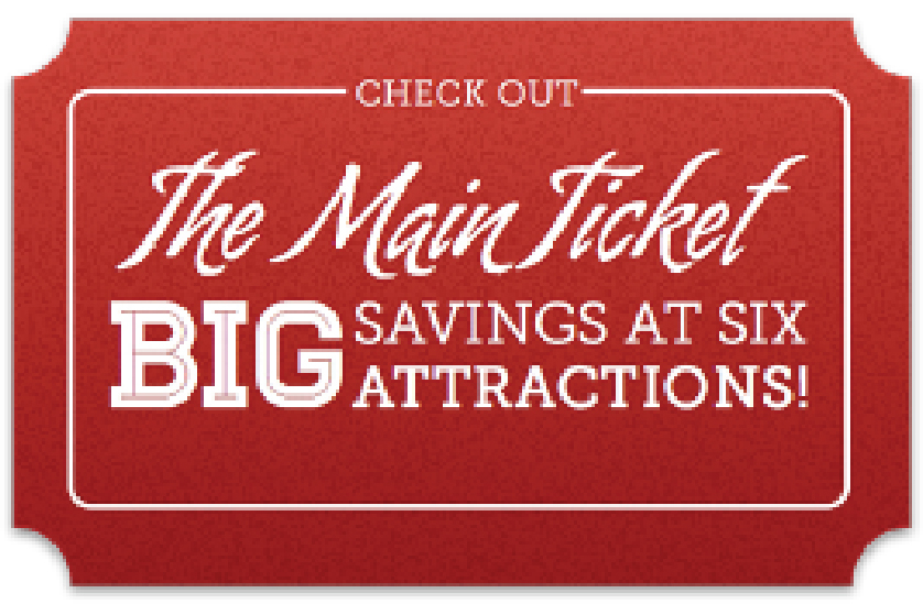 just book a hotel room in louisville through this link and youll receive one free main ticket